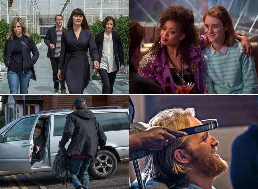 Here's How You're Ranking The Latest 'Black Mirror'