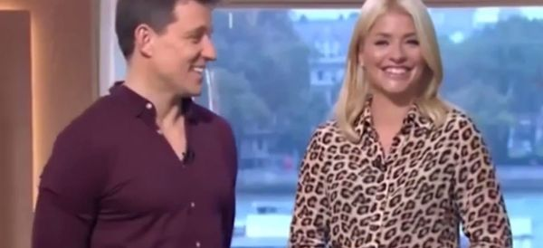 Did Holly Willoughby Trump On 'This Morning'? Ben Shephard Seems To Think So