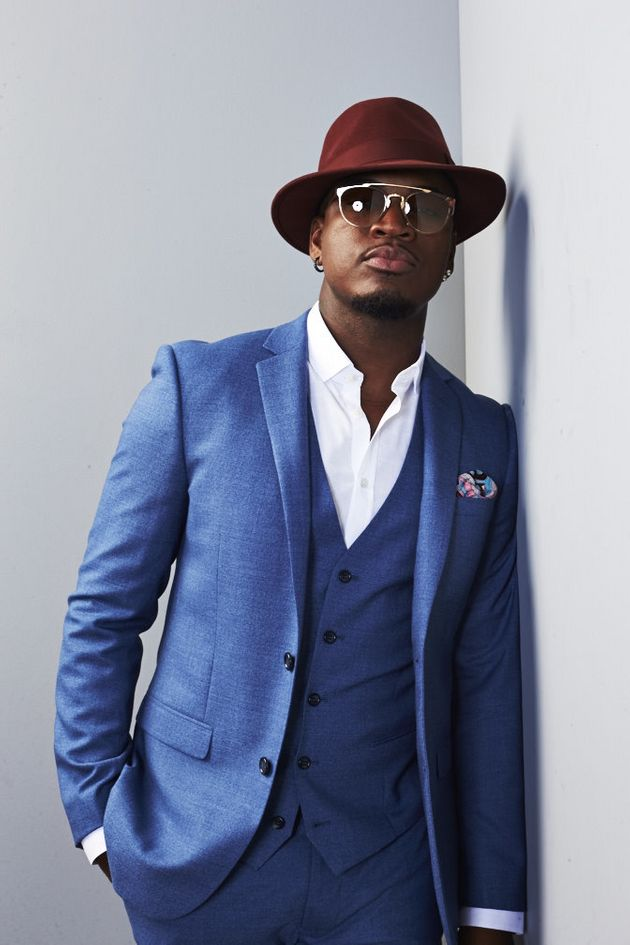 Ne-Yo reveals it's taken a while for him to feel comfortable in his