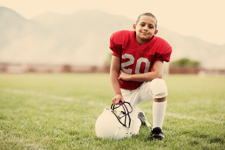 In a small new study, researchers found changes to boys'brains in scans taken before and after football season.Still,it's unclear if brain changes will lead to health problems in the future.