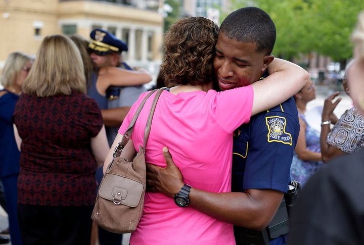 After rising racial tensions and heightened criticism of police brutality in recent years, a Gallup survey finds that respect