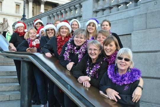 The Military Wives are gearing up for