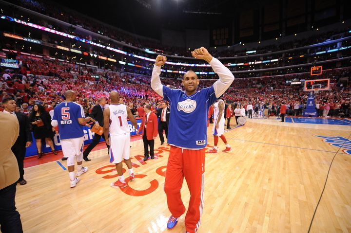 """Grant Hill described his final year with the Los Angeles Clippers in 2013 as a """"valuable experience."""""""