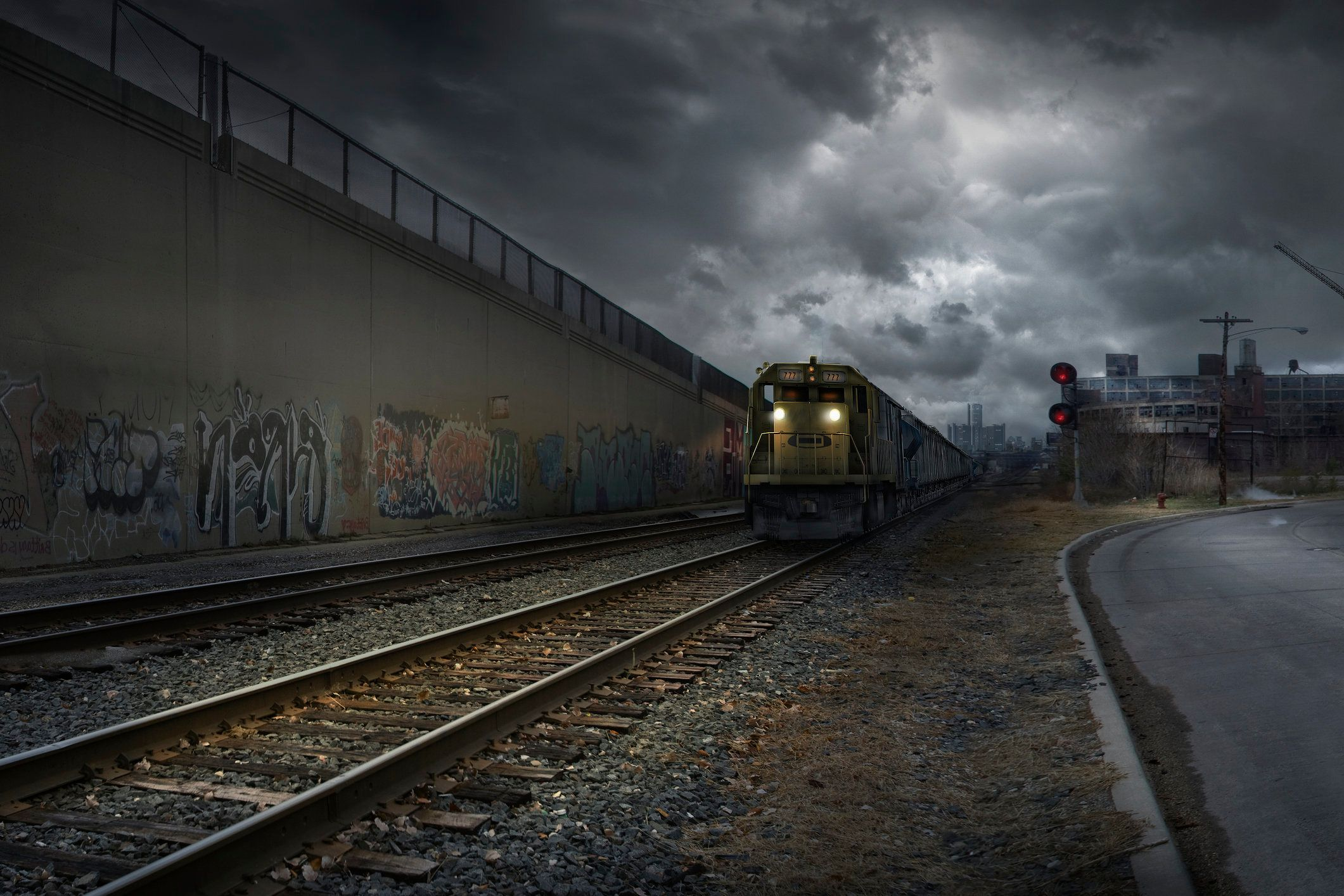 Your Stop Might Be Among The Most Haunted UK Train