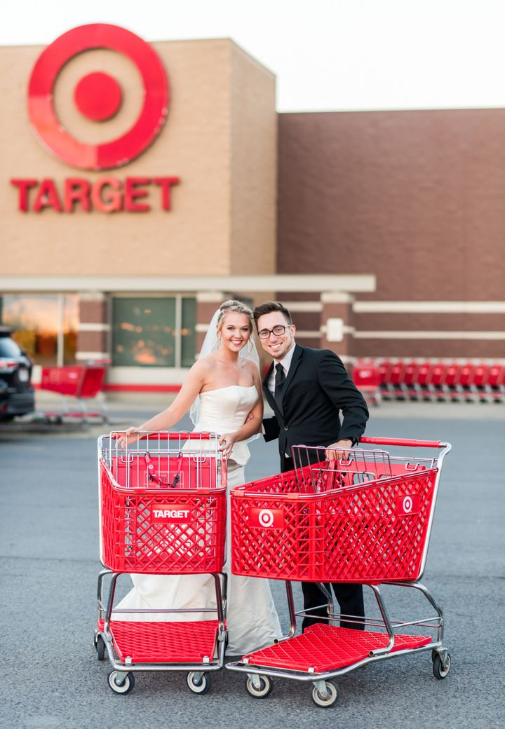 The couplemarried on Sept. 18, 2015 at Chestnut Ridge Church in Morgantown, West Virginia.
