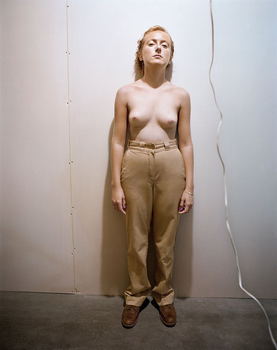 "Jo Ann Callis, ""Untitled"" from ""Early Color Portfolio,"" circa 1976"