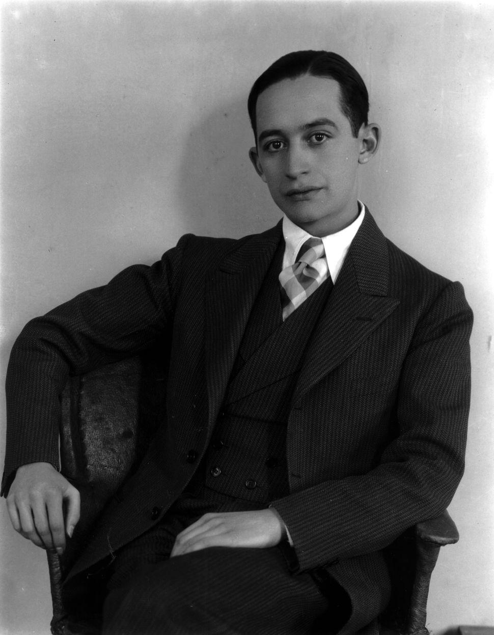 """Manuel Alvarez Bravo, """"Xavier Villaurrutia,"""" 1930-40"""