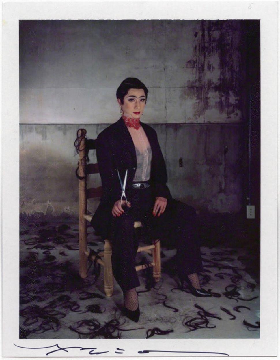 "Yasumasa Morimura, ""For Frida 3,"" 2001"