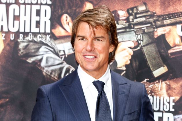 Tom Cruise opens up about Scientology