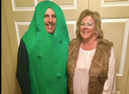 Parents Nailed It With Most Subtly Raunchy Halloween Costume Ever