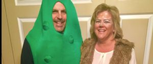 HALLOWEEN PARENTS COSTUME