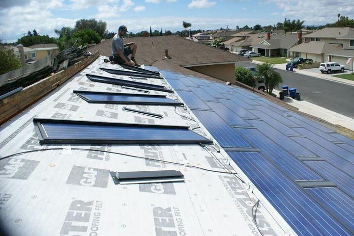 Luma Resources, a small solar roofing startup based in suburban Detroit, beat three corporate giants to market with its solar