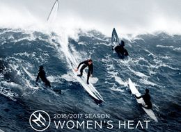 Women Finally Get A Spot In Legendary Big Wave Surfing Competition