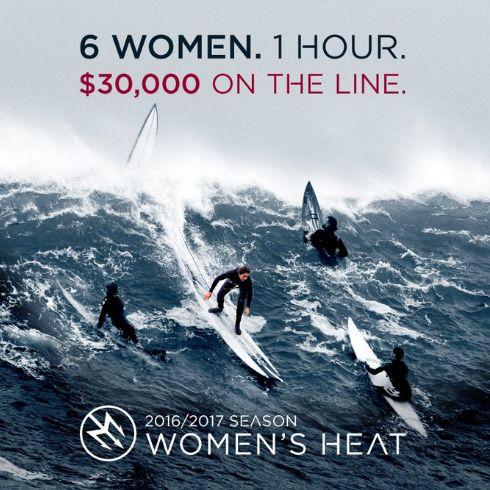 Women Finally Get A Spot In Legendary Big Wave Surfing