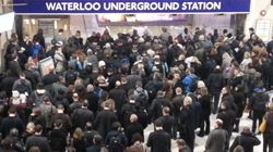 Combined Tube And Rail Strikes Could Cause Chaos In Lead Up To