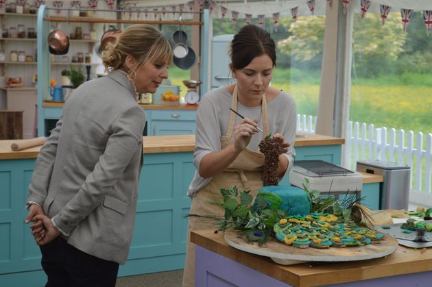 Who Will Win 'Great British Bake Off' Final? Candice Brown Named Favourite By HuffPostUK