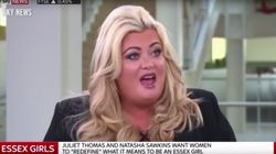 Gemma Collins Wants You To Know She Is A 'Massive Fan' Of The Dictionary