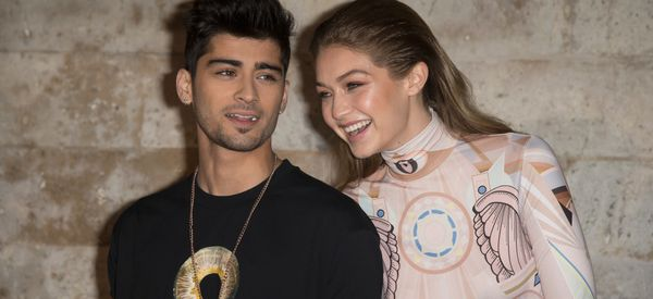 Gigi Hadid Speaks Out Over 'Perrie Edwards Meeting' Reports