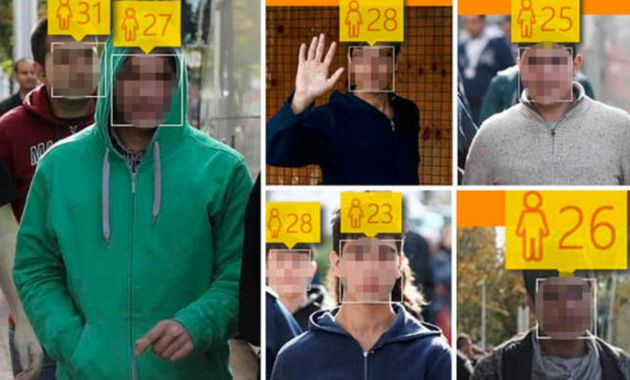 How the facial recognition software was used by the Daily Express to cast doubt over the ages of child...