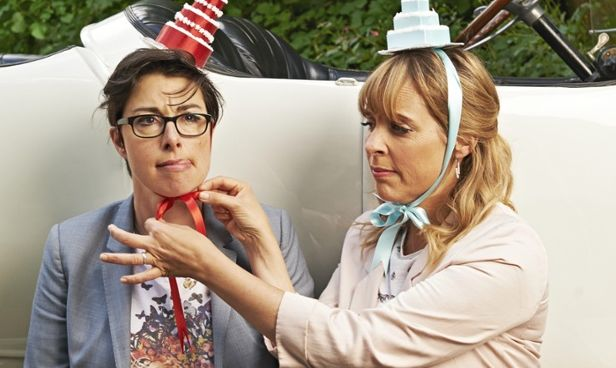 We adore Mel and Sue, and they clearly adore each