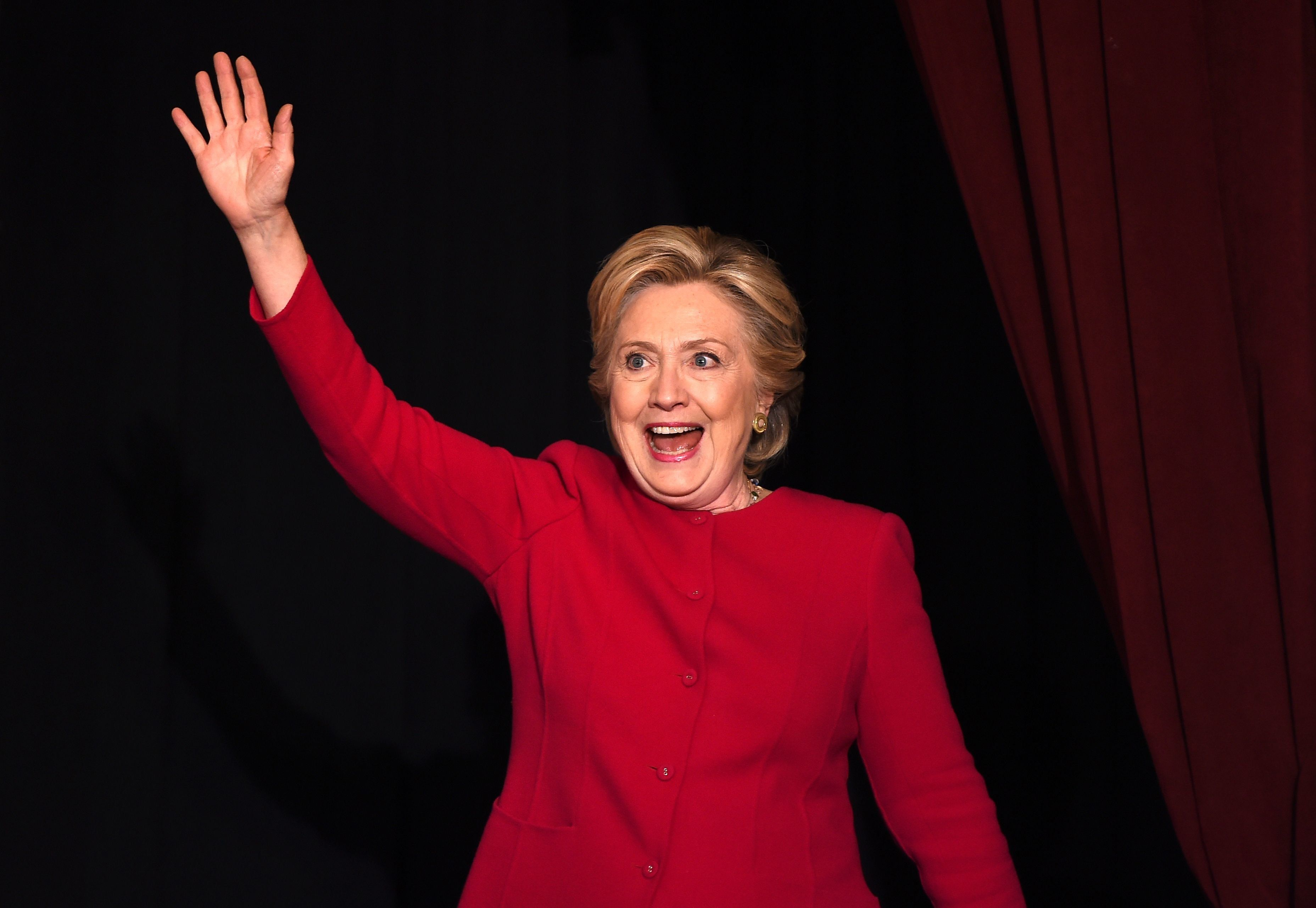 Channel Your Inner Hillary Clinton With Pantsuits For Every Nasty