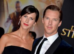 Benedict Cumberbatch Breaks Silence On Wife's Pregnancy