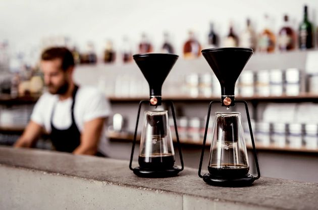 This Could Be The Coffee Maker To End All Coffee