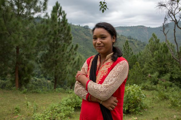 Neelam Kasula, 24,a KIRDARC