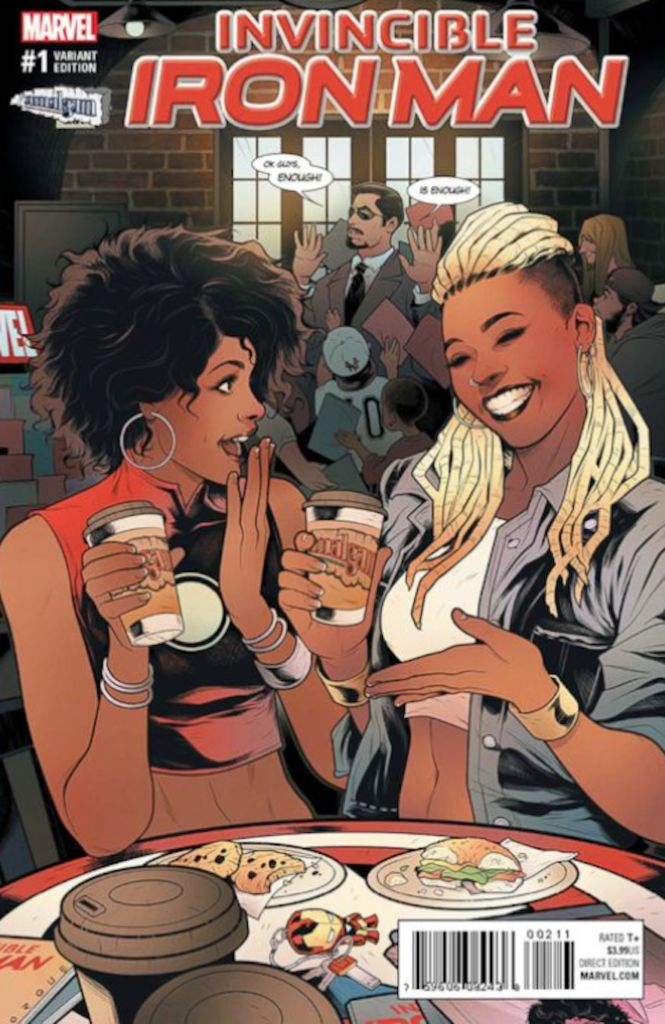 First Black Woman To Own Comic Shop Lands Marvel
