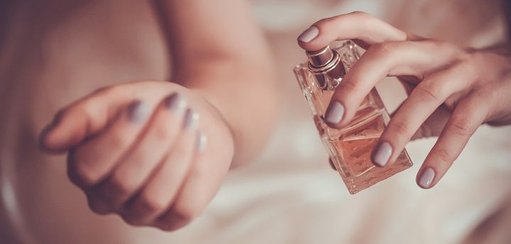 FYI, You Should Actually Be Putting Perfume In Your Belly Button