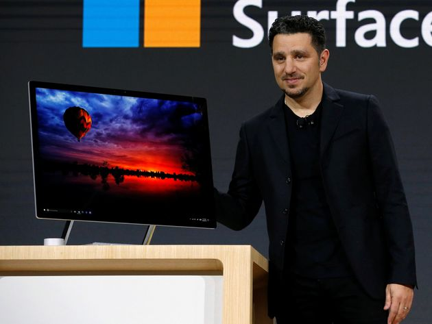 Microsoft Surface Studio Is The Ultimate Windows Home