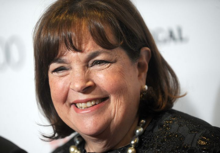 Ina Garten Photos ina garten says she doesn't 'f**k up' | huffpost