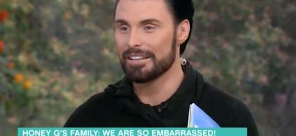 Rylan Clark-Neal Addresses 'X Factor' Fix Claims (In Typical Rylan Fashion)