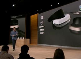 Microsoft VR Headsets To Start At $299 (£244)