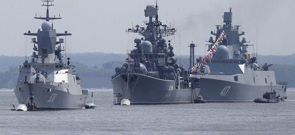 Report: Russia Beefs Up Baltic Fleet Amid NATO Tensions