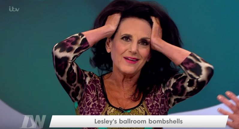 The problem with Lesley Joseph is she's justnotcamp enough, is
