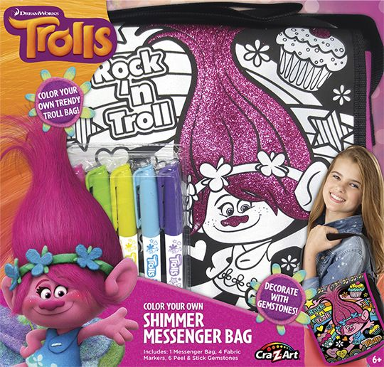 Can't Stop the Playing: Top Trolls Toys | HuffPost