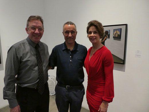 Tim Allen, Richard Baker, Jane Allen
