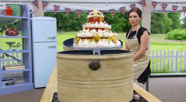 'Great British Bake Off' Winner Is Candice Brown, After ...