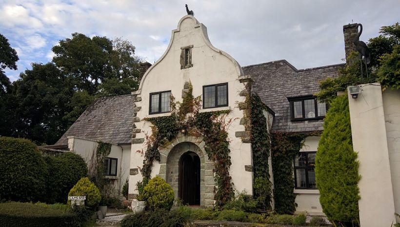Killeen House shows Dutch influences