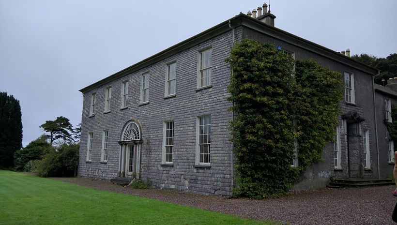 Drishane was the home of famous author Edith Sommerville