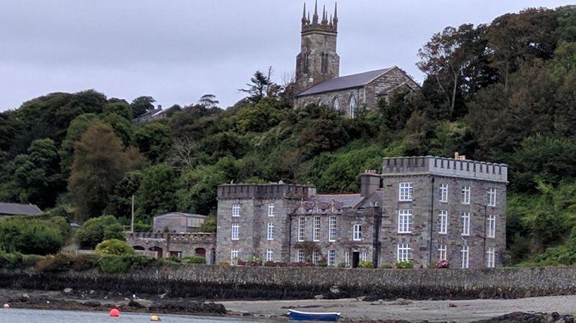 Seaside view of Castletownshend