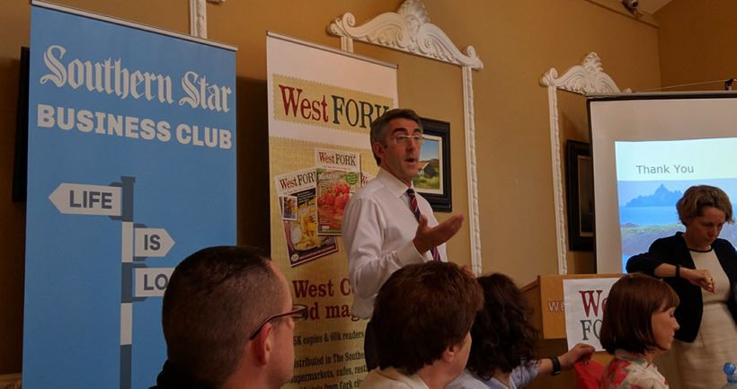 The Southern Star hosted the West Fork breakfast