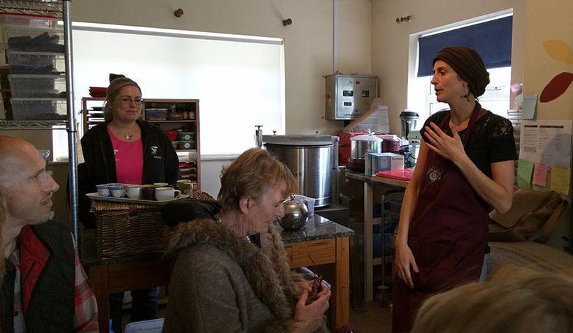 Allison Roberts is the local chocolatier