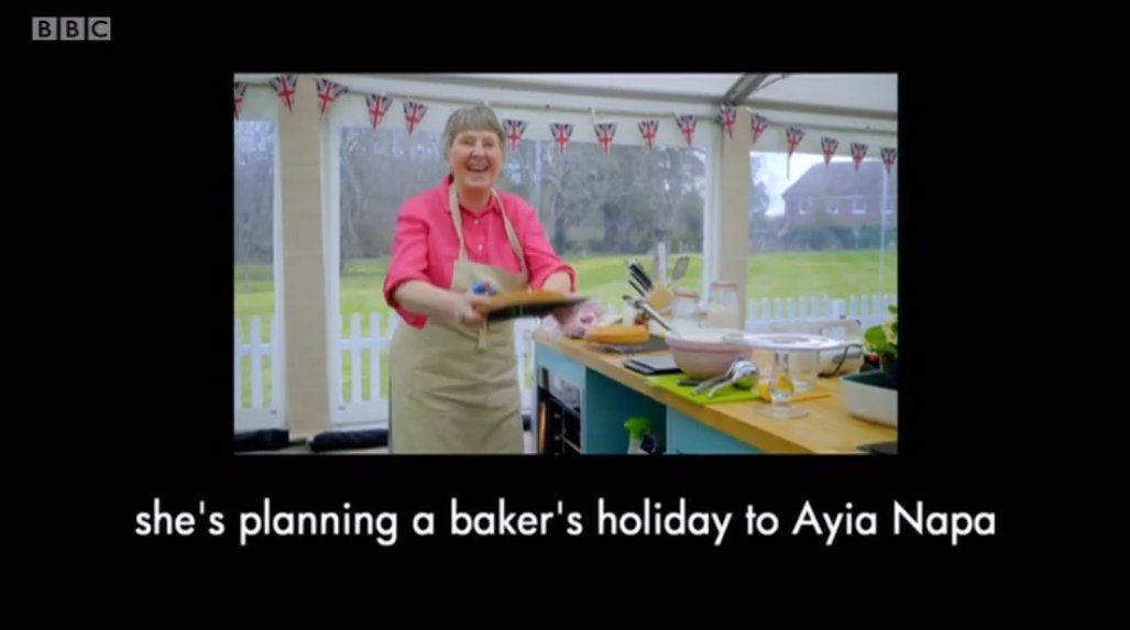 u0026 39 great british bake off u0026 39  viewers demand spin