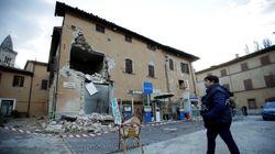 Earthquakes Hit Central Italy, Tremors Felt In