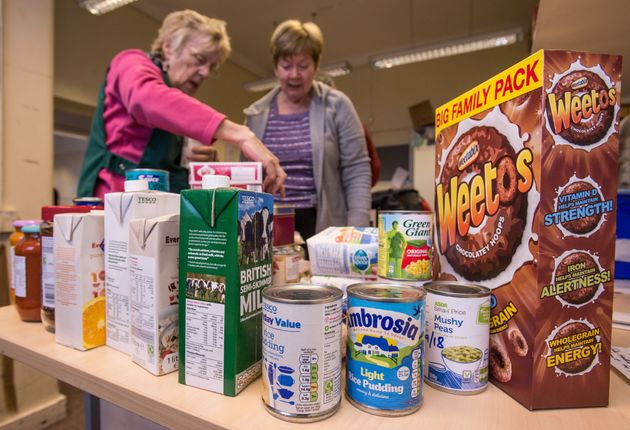 The use of food banks has been reported among some nurses, including student