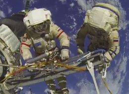 Were You Fooled By These 'Live' Spacewalks On Facebook?