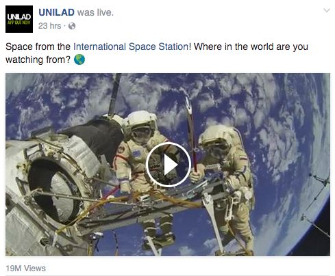 Were You Fooled By These 'Live' Spacewalks On