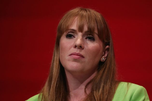Angela Rayner Called 'Thick As Mince' In Abusive Emails About Her